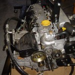 Range Rover Engine Build