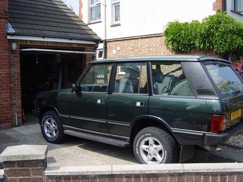 Range Rover Classic Wheels Range Rover Classic Epsom