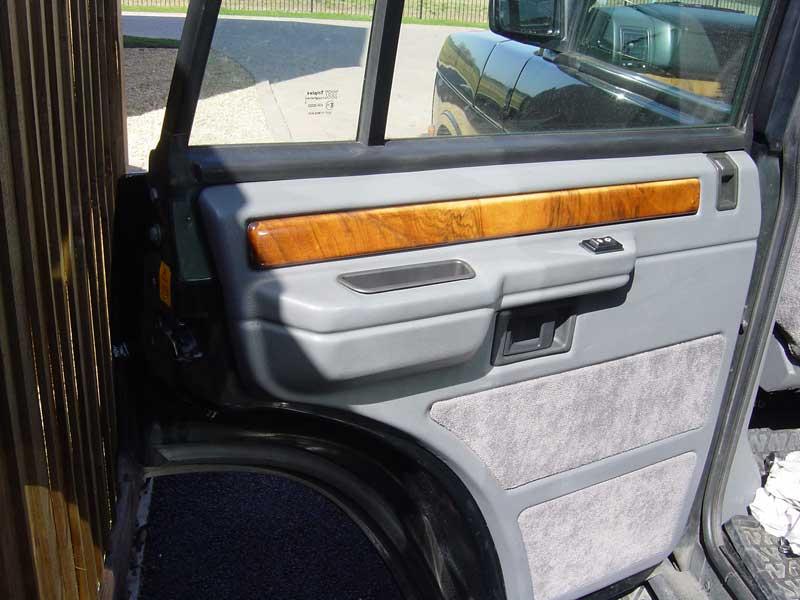 Range Rover Classic/ Discovery I Door Lock Repair — Nick's