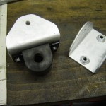 antiroll bar brackets