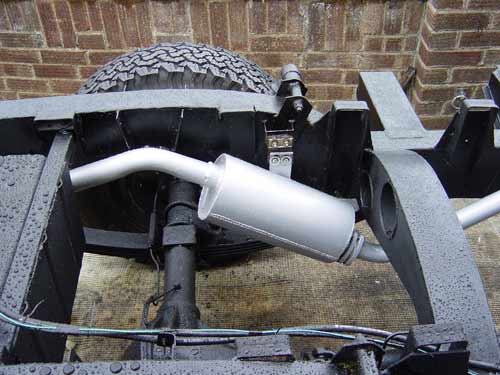 Exmuflstrapgood on Land Rover Series Engine