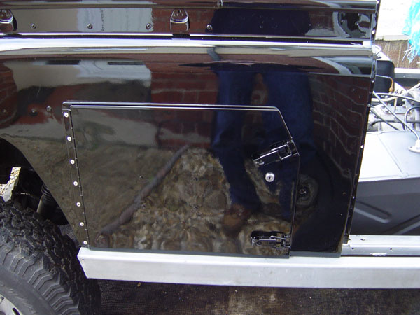 Doors And Hatches Nick S Land Rover Series Iii Rebuild