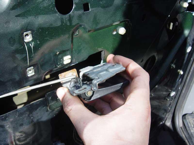 Range Rover Classic Discovery I Door Lock Repair Nick S