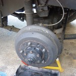 Front Swivel Replacement Nick S Land Rover Series Iii